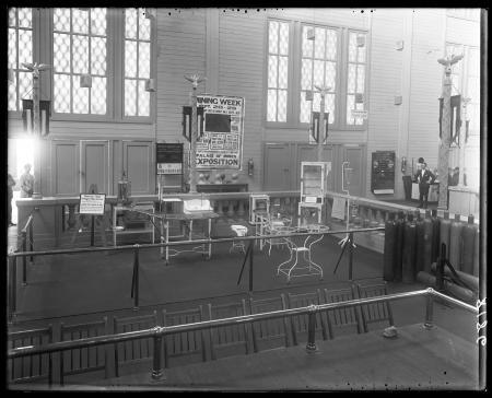 Bureau of Mines Exhibit at Panama-Pacific International Exposition