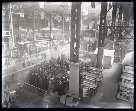 Bureau of Mines Exhibit at the Panama-Pacific International Exposition