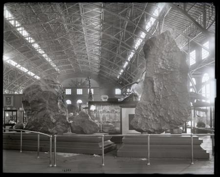 Department of Geology Exhibit at the Louisiana Purchase Exposition, 1904