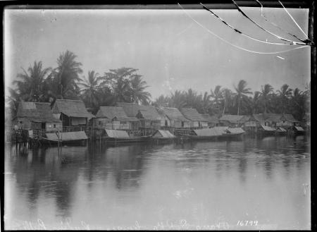 Coastal Homes of the Orang Sikka Tribe