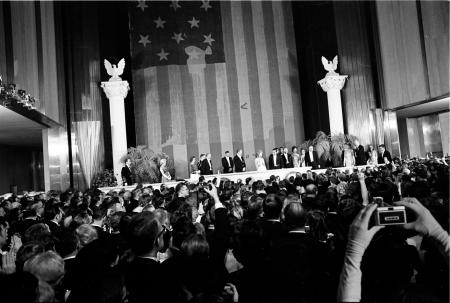 Inaugural Ball for United States President Richard M. Nixon