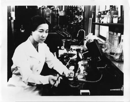 Allergy sufferers can thank biochemist and bacteriologist, Ruby Hirose, for her research in pollen e