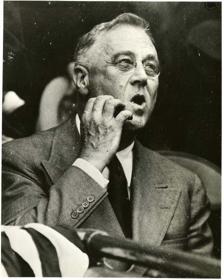 Franklin Delano Roosevelt (1882-1945)