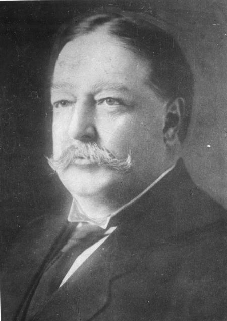 William Howard Taft (1857-1930)