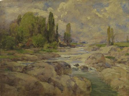 The Normal Rock Creek by William H. Holmes