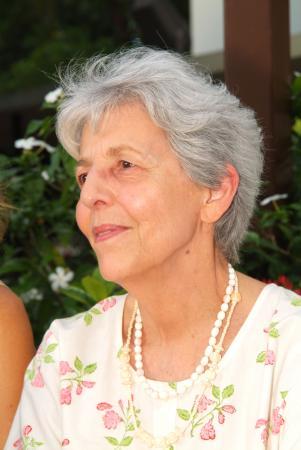 Color profile of Olga Linares.
