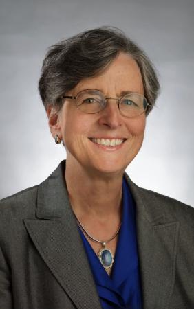 Portrait photo of Eva J. Pell, Smithsonian Undersecretary for Science 2010-2014.