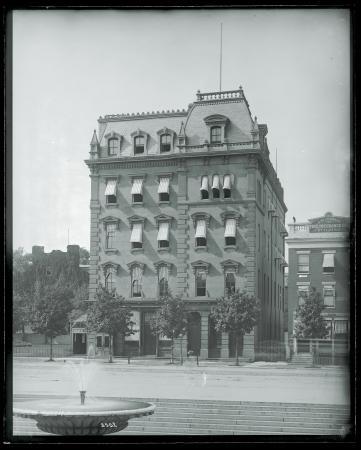 Freedman's Savings Bank Building