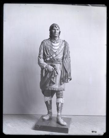 Model of Seminole Leader Osceola