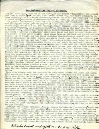 Dr. Ritter's typescript:
