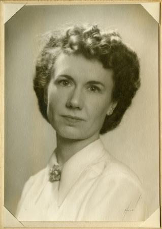 Portrait of Helena M. Weiss