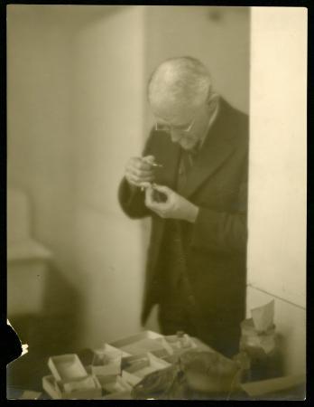 Gerrit S. Miller, Curator of Mammals