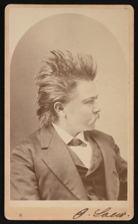 Portrait of Oscar Loew