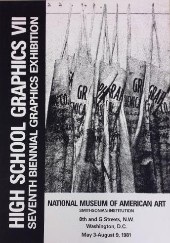 High School Graphics VII, 1981.