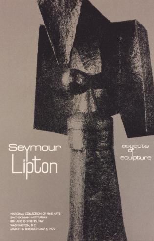 Seymour Lipton: Aspects of Sculpture, 1979.