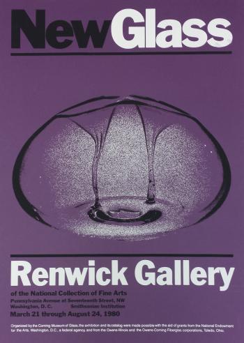 New Glass, 1980.
