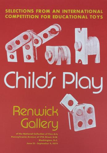 Child's Play, 1979.