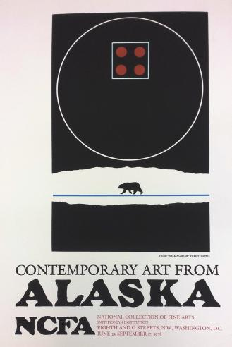 Contemporary Art from Alaska, 1978.