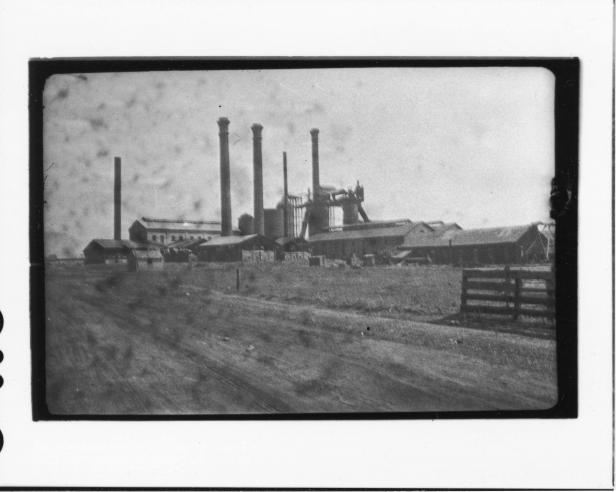 Tennessee v. John T. Scopes Trial: Cumberland Coal and Iron Company buildings, Dayton, Tennessee, 19