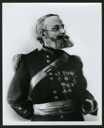 Brigadier General Adolphus Washington Greely