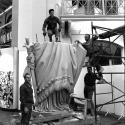 """Dismantling of """"Statue of Freedom"""""""
